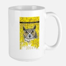 Great Horned Owl 2014 Personal Mug