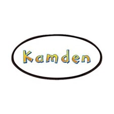 Kamden Giraffe Patch