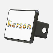 Karson Giraffe Hitch Cover