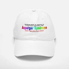 Asperger Hug Baseball Baseball Cap