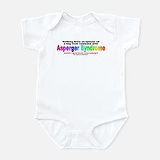 Asperger Hug Infant Bodysuit