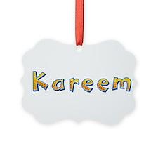 Kareem Giraffe Ornament