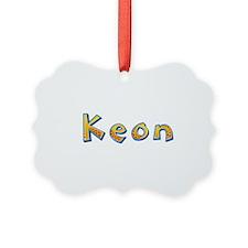 Keon Giraffe Ornament