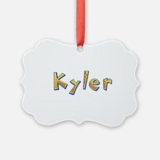 Kyler Giraffe Ornament