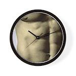 Torso Wall Clock
