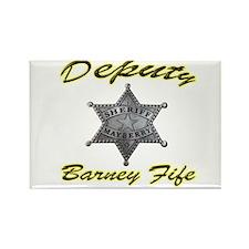 Barney Fife Mayberry Deputy Magnets
