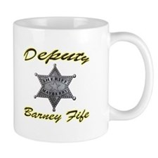 Barney Fife Mayberry Deputy Mugs