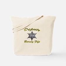 Barney Fife Mayberry Deputy Tote Bag