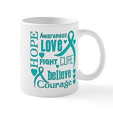 PCOS Hope Words Mug