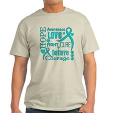 PKD Hope Words T-Shirt