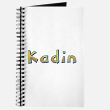 Kadin Giraffe Journal