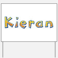 Kieran Giraffe Yard Sign