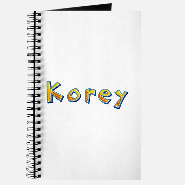 Korey Giraffe Journal