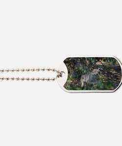 Wilderness Wolf Dog Tags