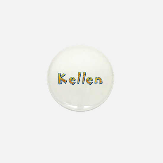 Kellen Giraffe Mini Button