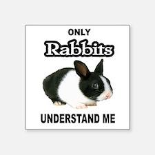 RABBITS Sticker