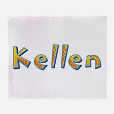 Kellen Giraffe Throw Blanket