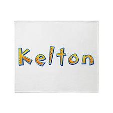 Kelton Giraffe Throw Blanket