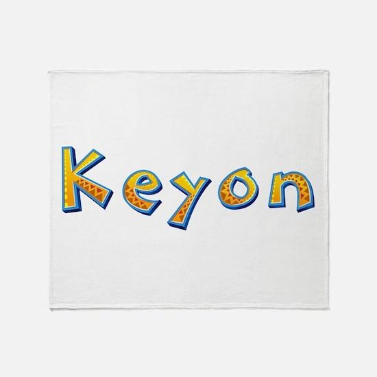 Keyon Giraffe Throw Blanket