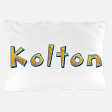 Kolton Giraffe Pillow Case