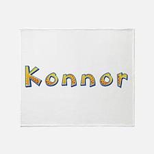 Konnor Giraffe Throw Blanket