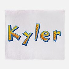 Kyler Giraffe Throw Blanket