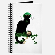 Le Chat Noir, St Patricks Day Journal