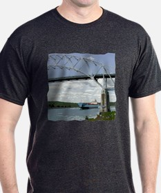 Canal and Bridge T-Shirt