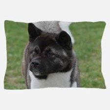 Akita Pillow Case