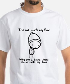 Air Hurts My Face (Quality) Shirt