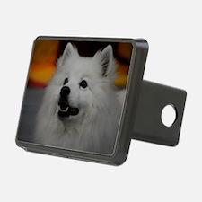American Eskimo Dog Hitch Cover