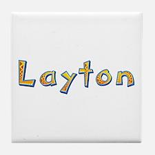 Layton Giraffe Tile Coaster