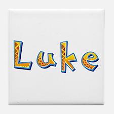 Luke Giraffe Tile Coaster