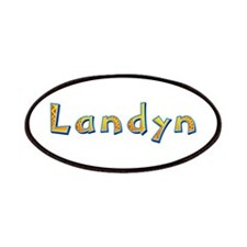 Landyn Giraffe Patch