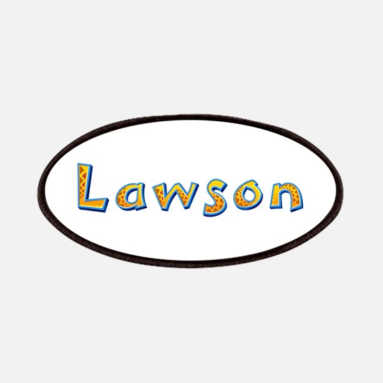 Lawson Giraffe Patch