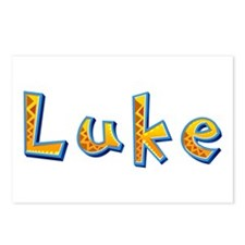Luke Giraffe Postcards 8 Pack