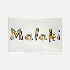 Malaki Giraffe Rectangle Magnet