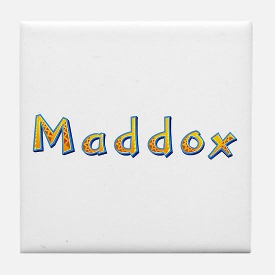 Maddox Giraffe Tile Coaster