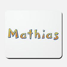Mathias Giraffe Mousepad