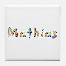 Mathias Giraffe Tile Coaster