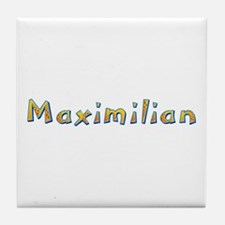 Maximilian Giraffe Tile Coaster