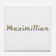 Maximillian Giraffe Tile Coaster