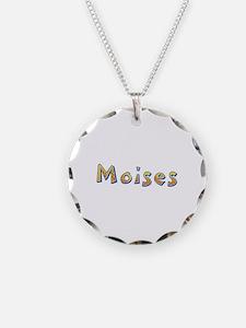 Moises Giraffe Necklace