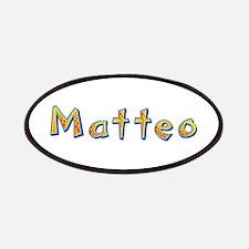 Matteo Giraffe Patch