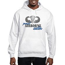 Proud Airborne Sister Hoodie