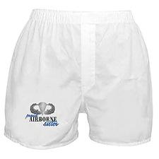 Proud Airborne Sister Boxer Shorts