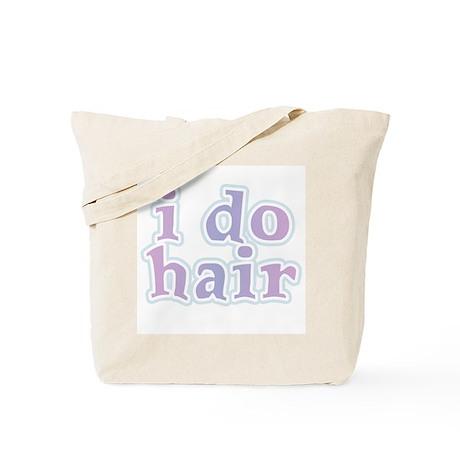 I Do Hair Tote Bag