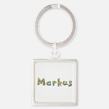 Markus Giraffe Square Keychain