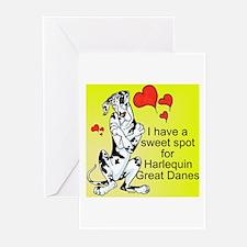 NH hug Sweet Spot Greeting Cards (Pk of 10)