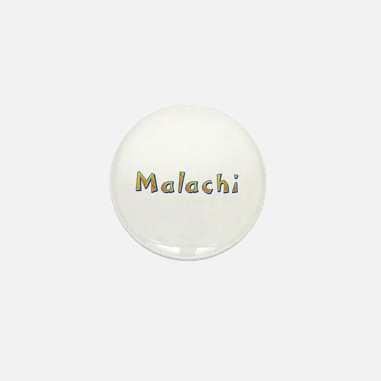 Malachi Giraffe Mini Button